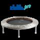 Minitrampolin Trimilin-pro Plus mit einklappbaren Beinen (bis 150 kg Körpergewicht)