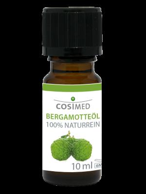 COSIMED Ätherische Öle - 100 % naturrein - Bergamotteöl