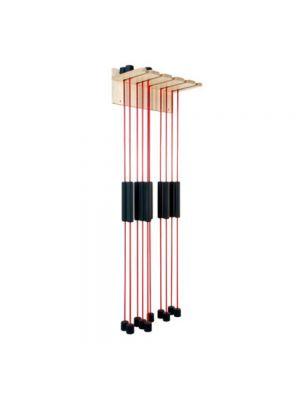 Flexi - Bar Aufhängevorrichtung für bis zu 30 Flexi-Bar