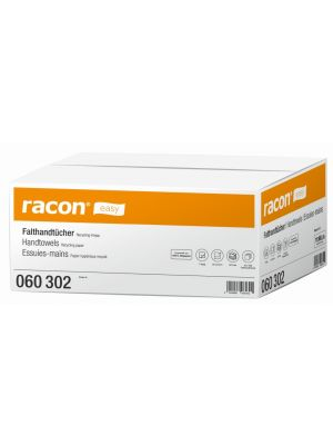 racon / easy / racon grün - Papierhandtücher Falthandtücher Handtücher Papierhandtuch für Handtuchspender