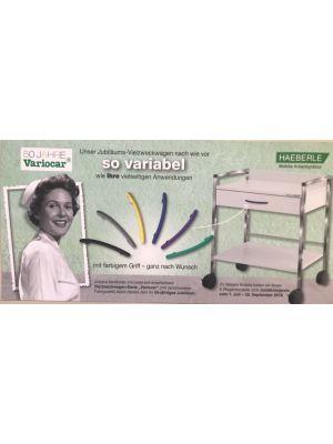 Basiswagen Variocar 60 von Haeberle  Gerätewagen mit 1 Schublade