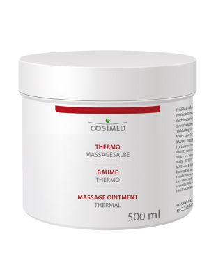 COSIMED Thermo Massagesalbe / Massagecreme 500 ml ohne Zubehör