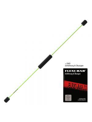 FLEXI-BAR® Kids grün  , 115 cm für propriozeptives Training