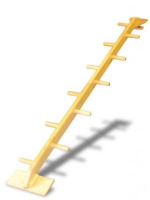 Halbleiter für Sprossenwand Sprungkästen