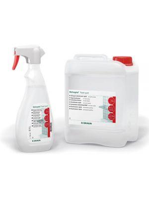 Meliseptol  Foam pure Flächendesinfektion auch für Kunstleder zugelassen