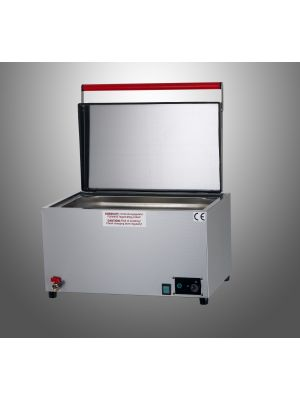 Wasserbad Wärmerträger Heuser  WBE 4-30 / thermostatisch geregelt